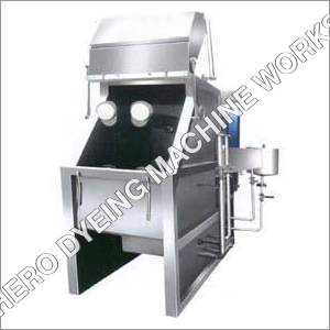 Spray Hank Dyeing Machine