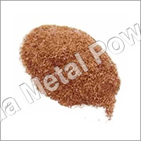 Chopped Copper Fiber