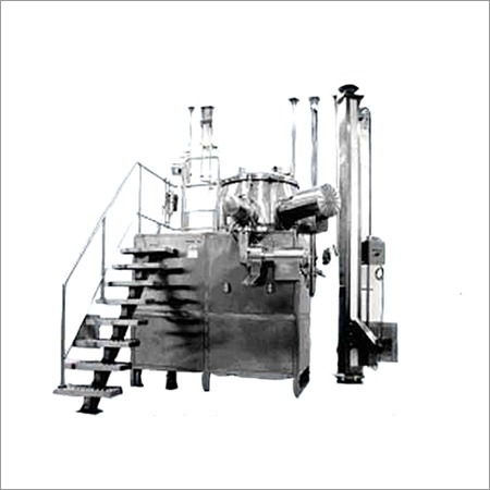 Rapid Mixer Granulator Plant