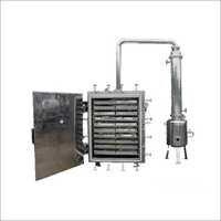 Vacuum Tray Dryer Machine