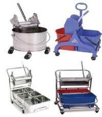 Clean Room Autoclavable Bucket Systems