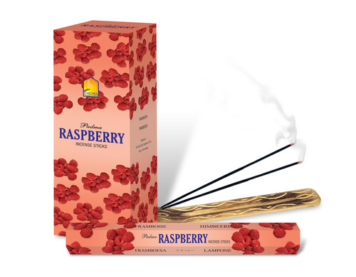 Raspberry Incense Sticks
