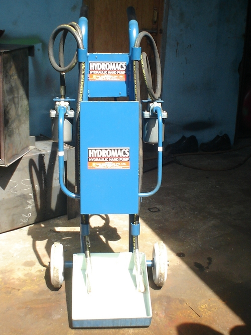 Oil & Diesel Loading & Unloading Transforming Pump