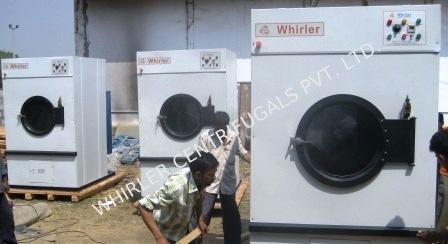 Industrial Tumbler Dryer
