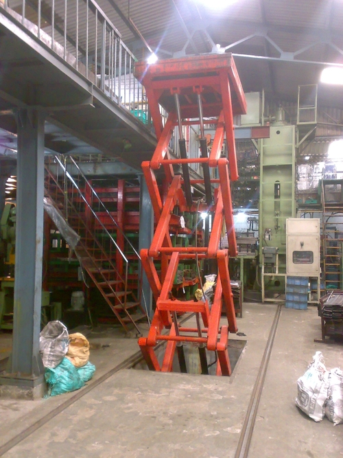 Heavy Duty Scissor Lift Tables