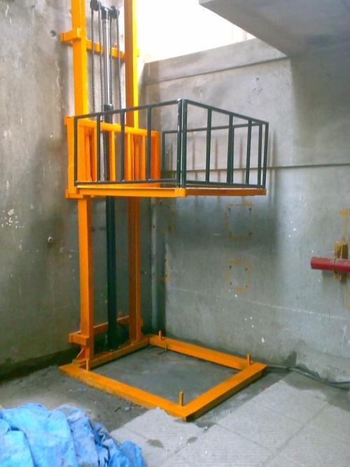 Hydraulic Vertical Lift