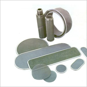 Industrial Spinneret Filters