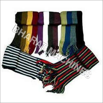 Muffler & Cap Flat Knitting Machine