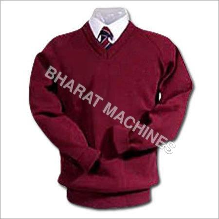 School Uniform Flat Knitting Machine
