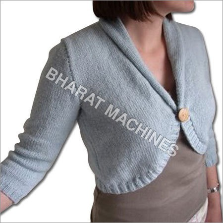 Sweater & Shrugs Flat Knitting Machine