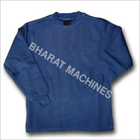 Sweat Shirts Knitting Machine