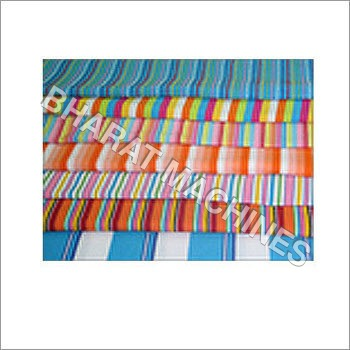 Knitted Stripe Fabric Machine