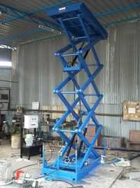Hydraulic Conveyor Type Scissor Lift