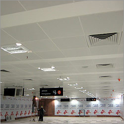 Metallic False Ceiling System