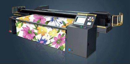 Industrial Digital Textile Printer