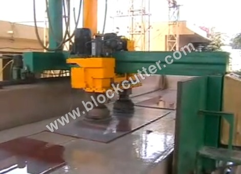 Double Head Polishing Machine