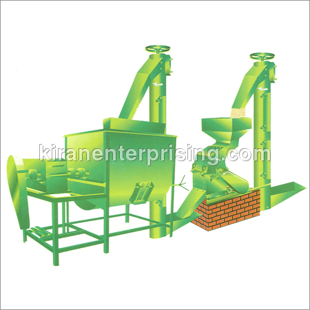 Poultry/Cattle Mesh Feed Machinery
