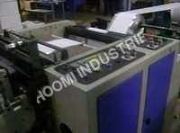 Aluminium Foil Roti Wrap Cut to Length Machine