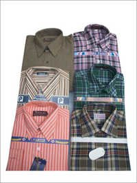 Cotton Khadi Shirts