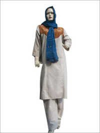 Khadi Girls Suit