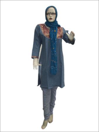 Khadi Salwar Kameez