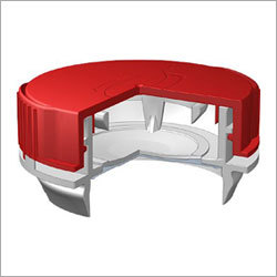 Plastic Components For Metal Packaging