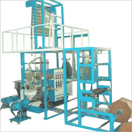 polybag Ziplock  Machine