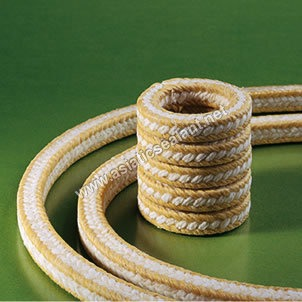Aramid PTFE Braided Packing