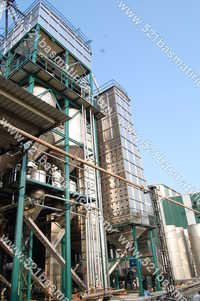 Parboiling Plant