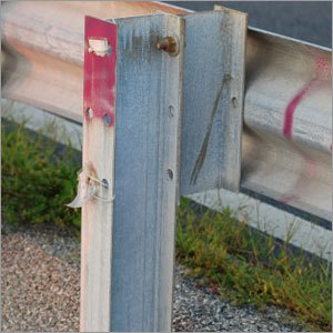 Galvanized Guardrails
