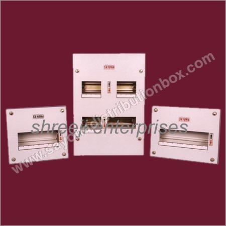 Spn Mcb Distribution Boards