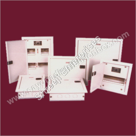 MCB Double Door Distribution Box