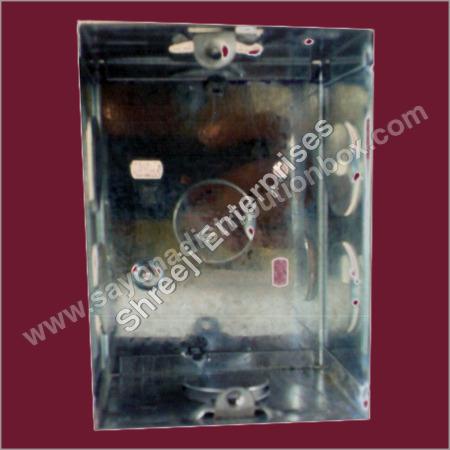 Modular Metal Boxes