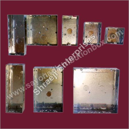 GI Modular Metal Box