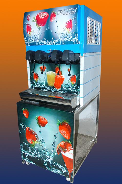 Soda Dispenser Machinery In Gujarat