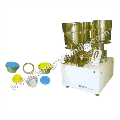 Spout Cap Assembly Machines