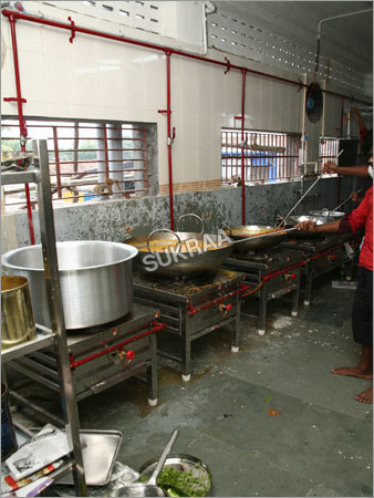 South Indian Cooking Range