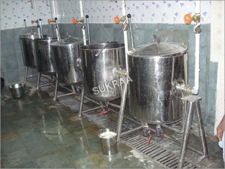 Rice Boiling Equipment