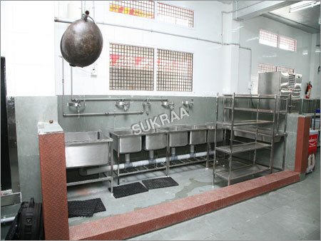 Vessels & Plate Wash