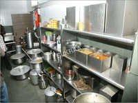 Work Tables Storage