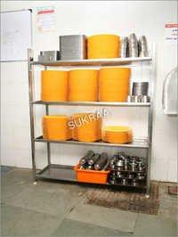Work Tables & Storage
