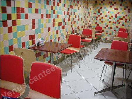 Custom Designed Cafeteria Chair