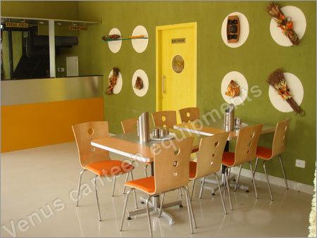 Elegant Cafeteria Chairs
