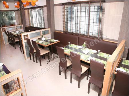 Custom Restaurant Furnitures