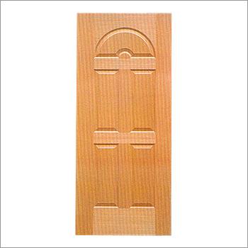 Teak Veneer Designer Door
