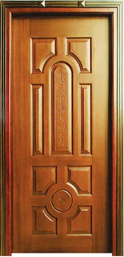 HDF Teak Door