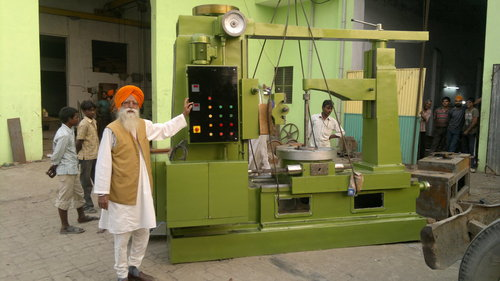 Heavy Duty Hobbing Machines
