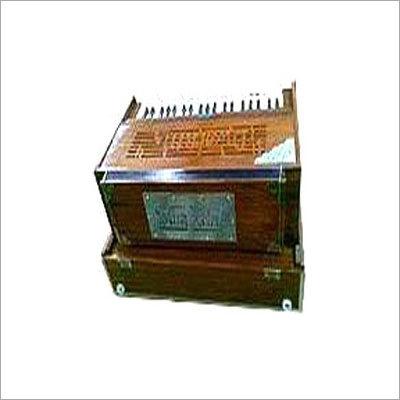 Wooden Portable Harmonium
