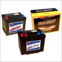 Rocket Automobile Batteries