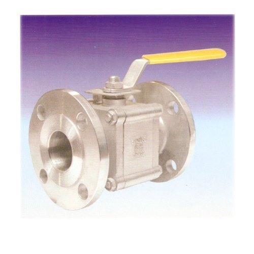 Flange End Ball Valves - 3 PC